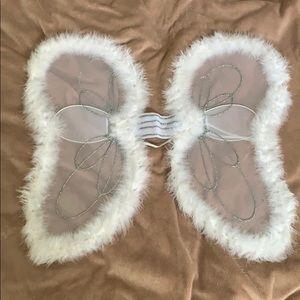 Halloween Costume Angel/Fairy Wings